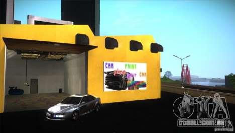 San Fierro Upgrade para GTA San Andreas oitavo tela