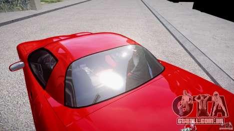 Chevrolet Corvette C5 v.1.0 EPM para GTA 4 traseira esquerda vista