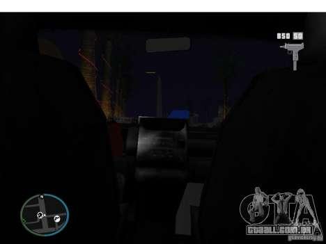 Mod de táxi para GTA San Andreas terceira tela