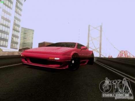Lotus Esprit V8 para vista lateral GTA San Andreas