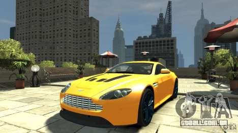 Aston Martin V12 Vantage 2010 para GTA 4
