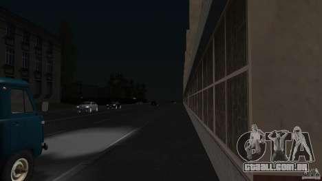 Arzamas beta 2 para GTA San Andreas quinto tela