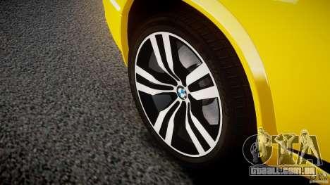 BMW X5M Chrome para GTA 4