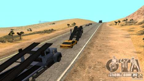 New HQ Roads para GTA San Andreas sétima tela