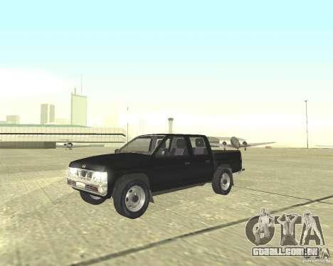 Nissan Datsun para GTA San Andreas