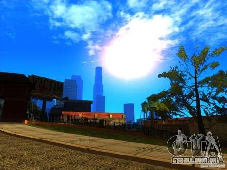ENBSeries by Fallen para GTA San Andreas terceira tela