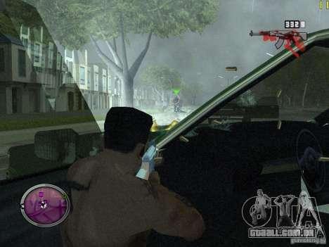 Nova zona GANGSTER para GTA San Andreas terceira tela