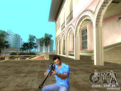 New Reality Gameplay para GTA Vice City nono tela