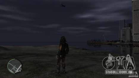 Predador Predator para GTA 4