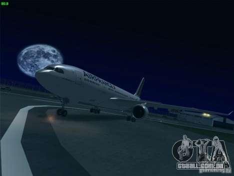 Airbus A330-200 Air France para GTA San Andreas