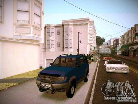 UAZ 3160 patriota para GTA San Andreas