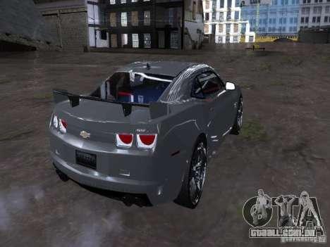 ENBSeries de Rinzler para GTA San Andreas quinto tela