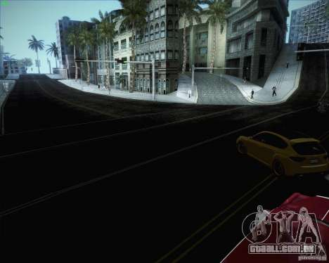 Novas estradas ao redor de San Andreas para GTA San Andreas twelth tela
