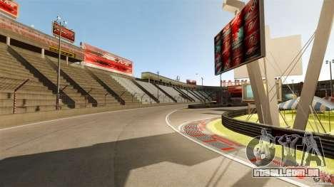 Hazyview Eight Drift Map para GTA 4 terceira tela
