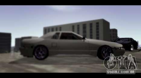 Rodas de Pak JDM para GTA San Andreas segunda tela