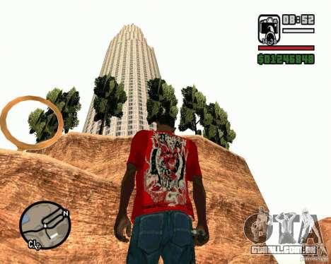 A torre inclinada de Pisa para GTA San Andreas