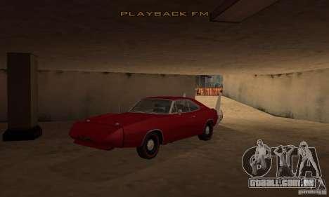 Dodge Charger Daytona 1969 para GTA San Andreas