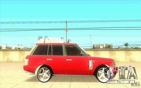 Arfy Wheel Pack 2 para GTA San Andreas oitavo tela