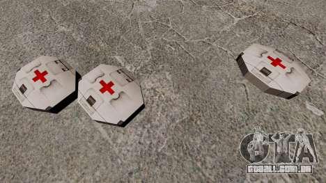 Nova caixa de cache Kit Halo para GTA 4 terceira tela