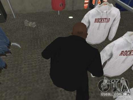 Novas texturas de dinheiro para GTA San Andreas segunda tela