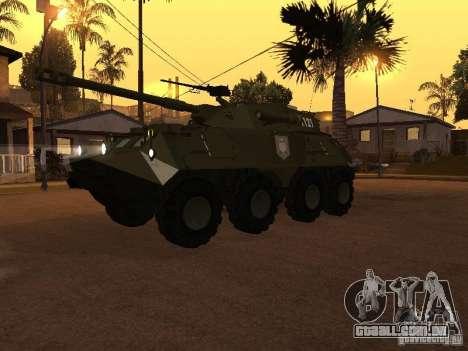 APC-60FSV para GTA San Andreas vista direita