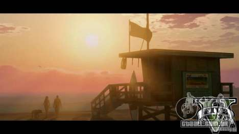 GTA 5 LoadScreens para GTA San Andreas quinto tela