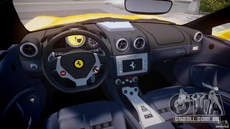 Ferrari California v1.0 para GTA 4 vista direita
