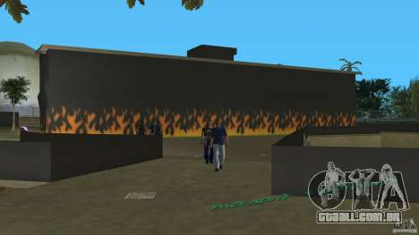 Sunshine Stunt Set para GTA Vice City terceira tela