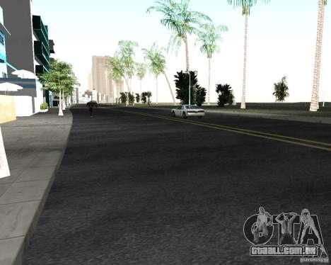 Novas texturas de VC GTA United para GTA San Andreas nono tela