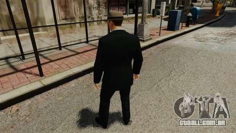 Cole Phelps para GTA 4 terceira tela