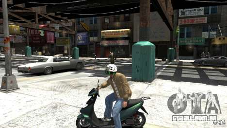 Helm Volcom, Metallica & Simpsons para GTA 4