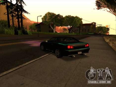 Elegy S13 para GTA San Andreas esquerda vista