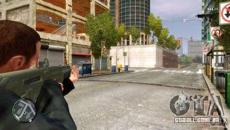 Tavor TAR-21 para GTA 4 segundo screenshot