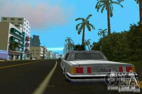 ZIL 41047 para GTA Vice City vista traseira esquerda