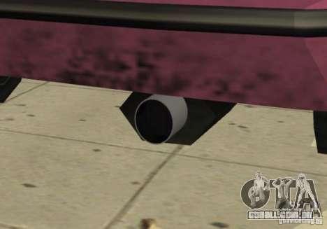 Car Tuning Parts para GTA San Andreas décimo tela
