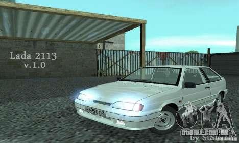 2113 Vaz Suite v. 1.0 para GTA San Andreas