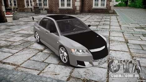 Mitsubishi Lancer Evolution VIII v1.0 para GTA 4