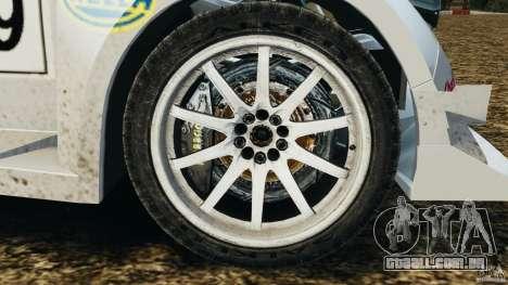 Colin McRae KING Rallycross para GTA 4 vista de volta