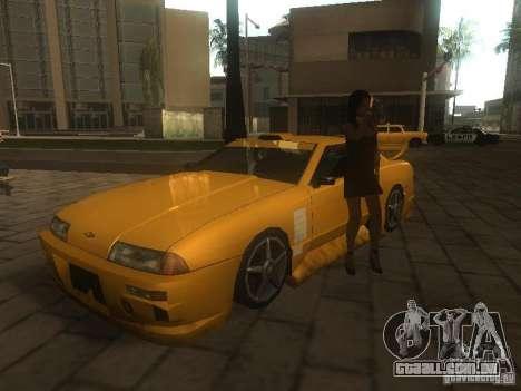 Reality GTA v2.0 para GTA San Andreas segunda tela