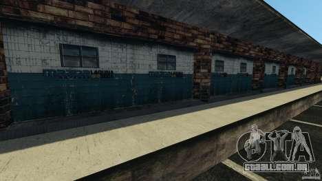 Laguna Seca [HD] Retexture para GTA 4 sexto tela