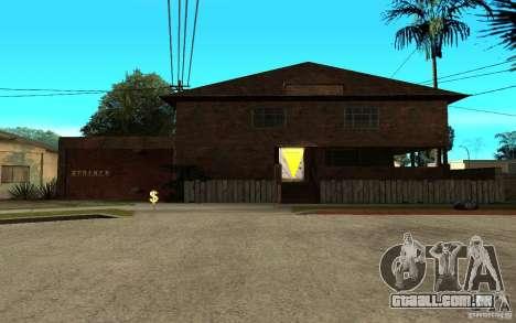 S.T.A.L.K.E.R House para GTA San Andreas