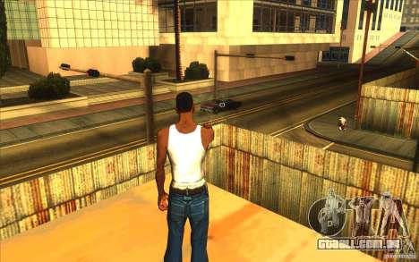 Grande visão para GTA San Andreas