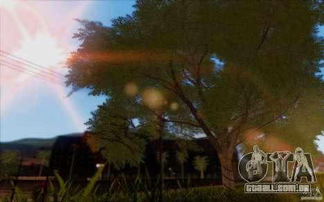 Behind Space Of Realities 2013 para GTA San Andreas oitavo tela