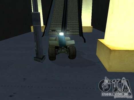 Grande país-Grèjtlènd v 0.1 para GTA San Andreas segunda tela