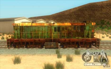 Chme3-5792 v2 para GTA San Andreas esquerda vista