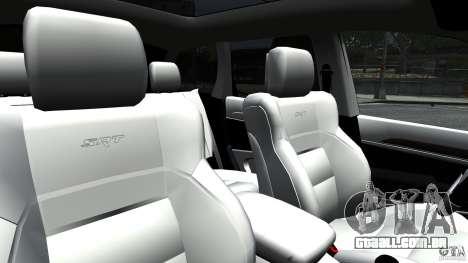 Jeep Grand Cherokee STR8 2012 para GTA 4 vista lateral