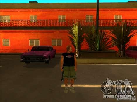 Phil para GTA San Andreas