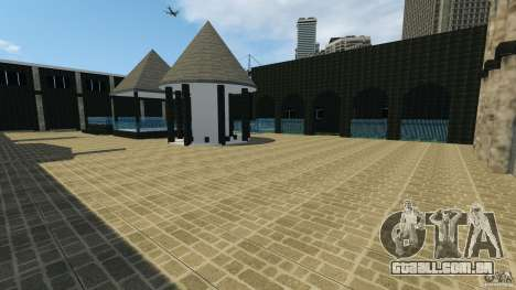 Grand Mosque of Diyarbakir para GTA 4 sexto tela