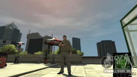 Ganja PhoneCell Theme v2 para GTA 4 segundo screenshot