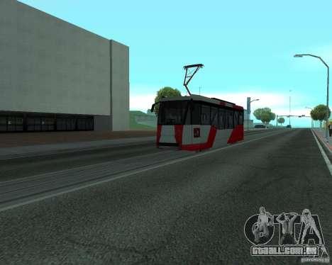 LM-2008 para GTA San Andreas vista direita
